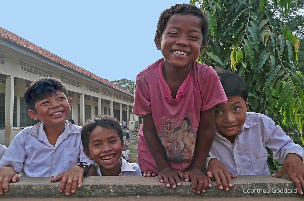 Kids of Koh Penh by Courtney Goddard