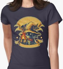 Strong Independent Black Mage Women's Fitted T-Shirt