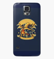 Strong Independent Black Mage Case/Skin for Samsung Galaxy