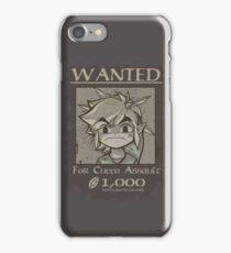 Wanted - Cucco Assault iPhone Case/Skin