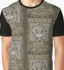 Wanted - Cucco Assault Graphic T-Shirt