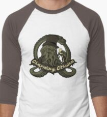Charming Cthulhu Men's Baseball ¾ T-Shirt