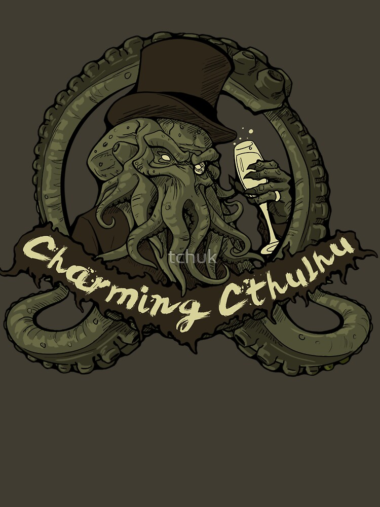 Charmanter Cthulhu von tchuk