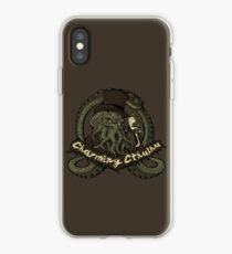 Charming Cthulhu iPhone Case