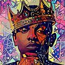 Abstract Kendrick by stilldan97