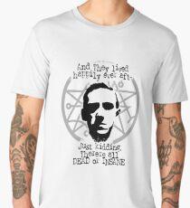 Lovecraft fairytale Men's Premium T-Shirt