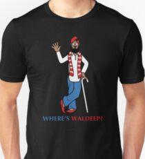 Wheres Waldeep? Unisex T-Shirt