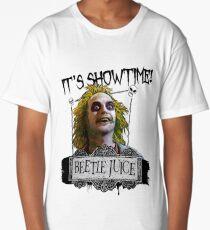 Beetlejuice - It's Showtime Long T-Shirt