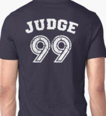 Judge 99 , Judgement Day is coming Navy Blue Shirt New york Baseball - I'm a Big Fan !  T-Shirt
