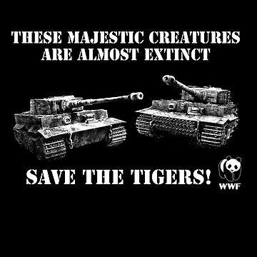 Save the Tigers! by Holdfabor