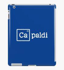 Capaldi, the 12th Element iPad Case/Skin