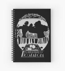 Nostalgia Spiral Notebook
