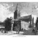 Church of Notre Dame, Calais by Boxzero