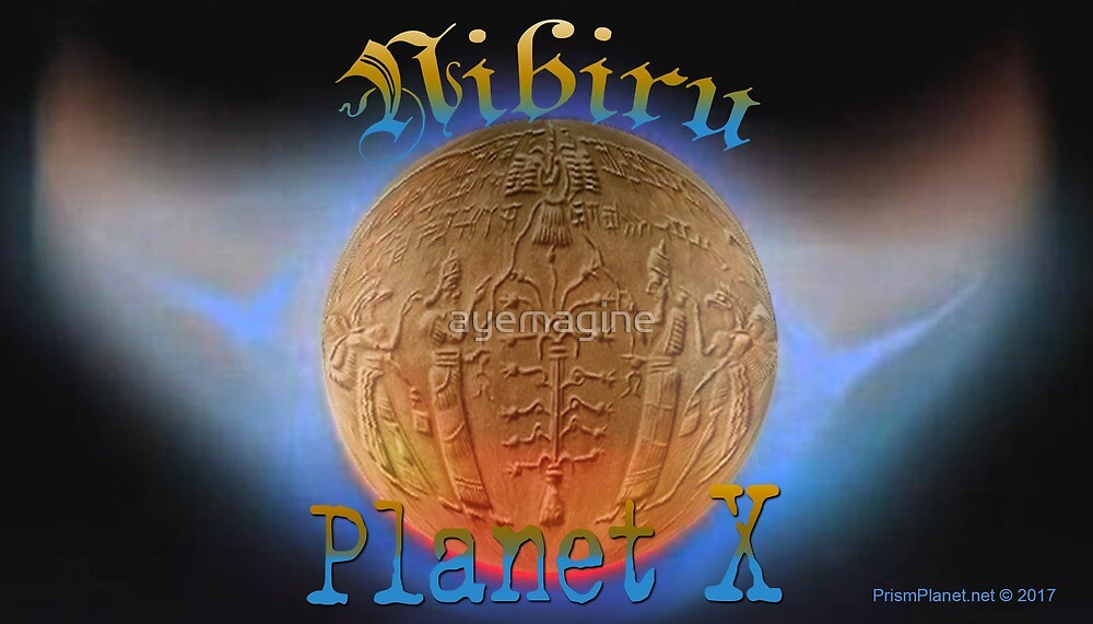 Nibiru: Planet X by ayemagine