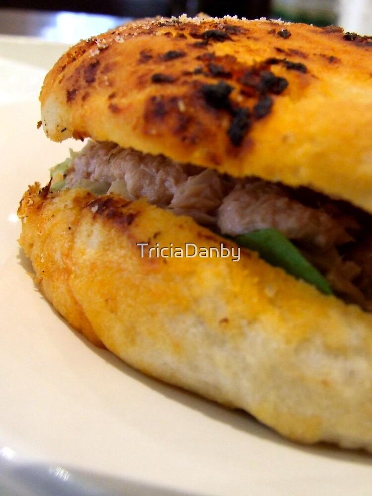 Tuna sandwich by TriciaDanby