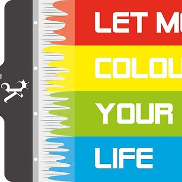 Let me colour you life by dawidkr3