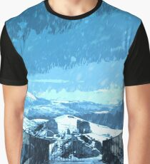 Rage of the Winter Graphic T-Shirt