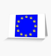 Hemp Union Greeting Card