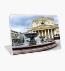 The Big Theatre, Moscow, Russia. The style of painting: felt-tip Laptop Skin