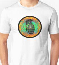 Manual Detonation.  Unisex T-Shirt