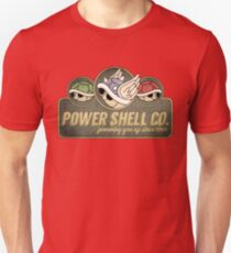 Power Shell Co. Unisex T-Shirt