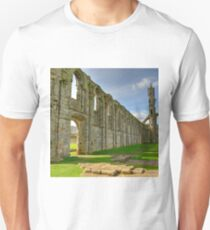 St Andrews Cathedral, Scotland T-Shirt