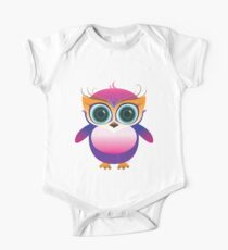 Cute lil baby owl Kids Clothes