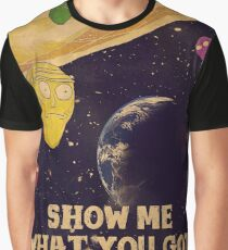 SHOW ME WHAT YOU GOT - vintage poster Graphic T-Shirt