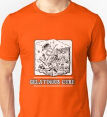 Gelatinous Cube : Inspired by Dungeons & Dragons Unisex T-Shirt
