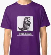 Owlbear : Inspired by Dungeons & Dragons  Classic T-Shirt