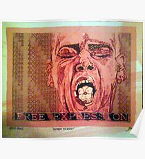 Free Expression Poster