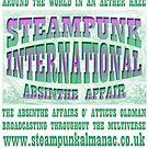 Steampunk International by Wullie Steele