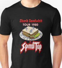 Spinal Tap - Shark Sandwich Tour 1980 Unisex T-Shirt