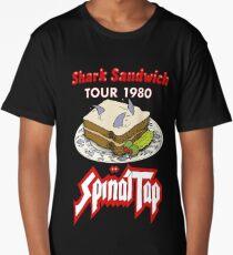Spinal Tap - Shark Sandwich Tour 1980 Long T-Shirt