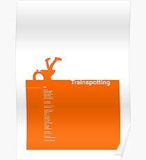 Trainspotting 1996 Poster