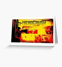 Nerd Crush Greeting Card