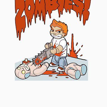 Chainsaw! by ChrisRabbit