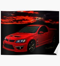 Holden Maloo The New El Camino Poster
