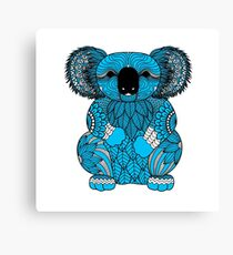 All Fur One / Koala Canvas Print