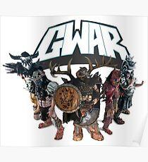 GWAR Poster