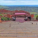 Amphitheater by Eileen McVey
