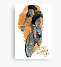 Eddy 'Le Cannibale' Merckx Canvas Print