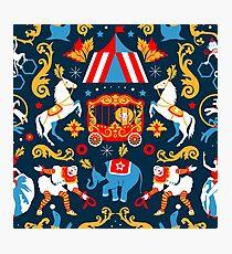 Circus royal  Photographic Print