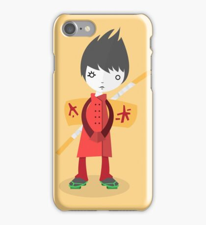 Little Ninja iPhone Case/Skin