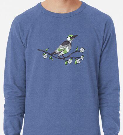 Pride Birds - Agender Lightweight Sweatshirt