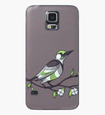 Pride Birds - Agender Case/Skin for Samsung Galaxy