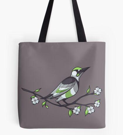 Pride Birds - Agender Tote Bag