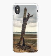 Time Blasted Tree at Fawley iPhone Case/Skin