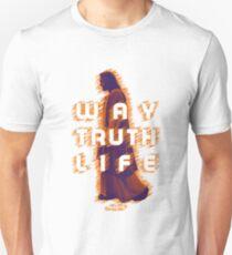 Way Truth Life - John 14.6 T-Shirt