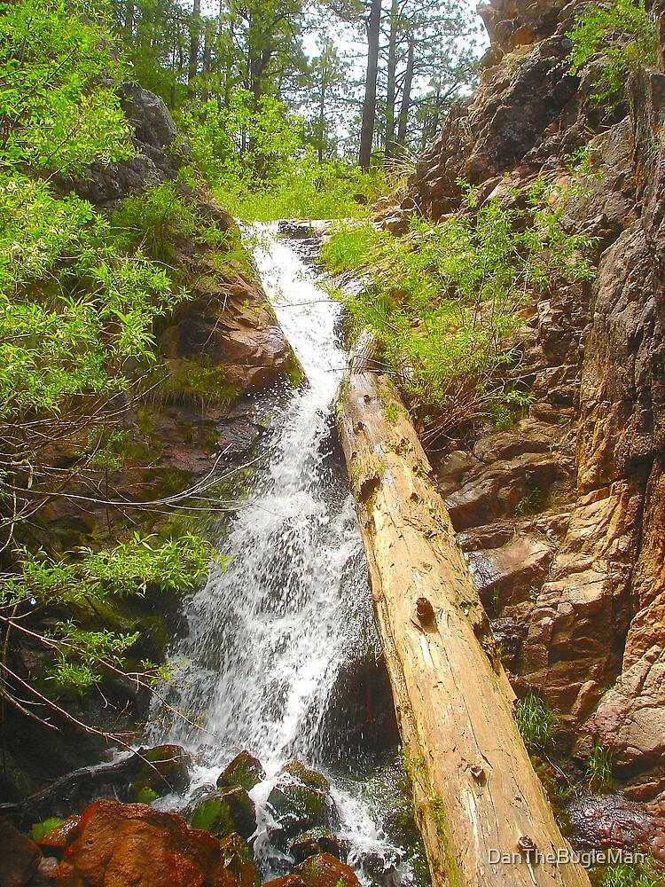 Deer creek falls by DanTheBugleMan